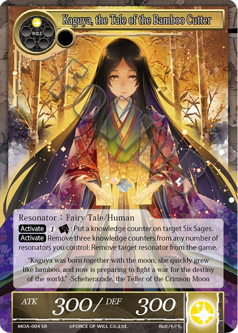 Kaguya, the Tale of the Bamboo Cutter