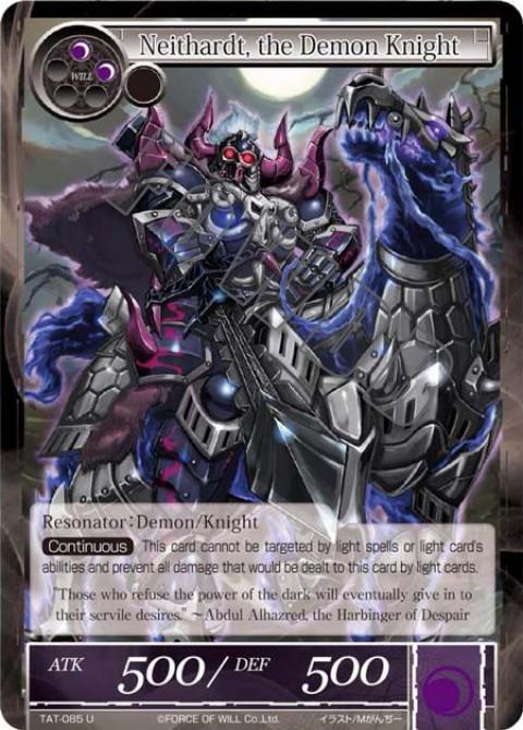 Neithardt, the Demon Knight