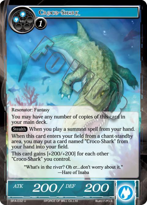 Croco-Shark