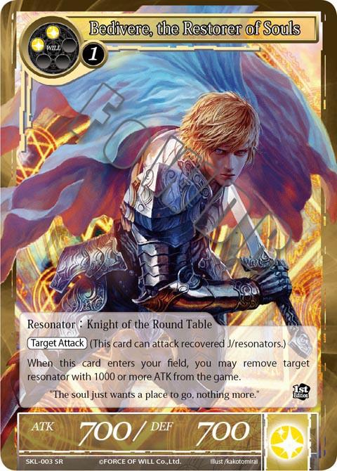 Bedivere, the Restorer of Souls