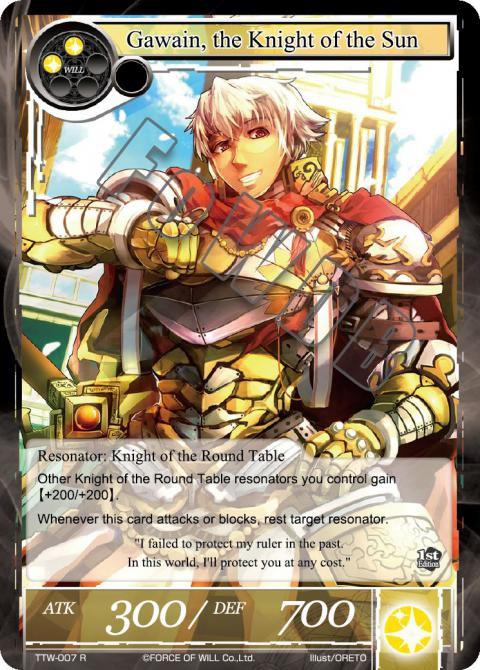 Gawain, the Knight of the Sun