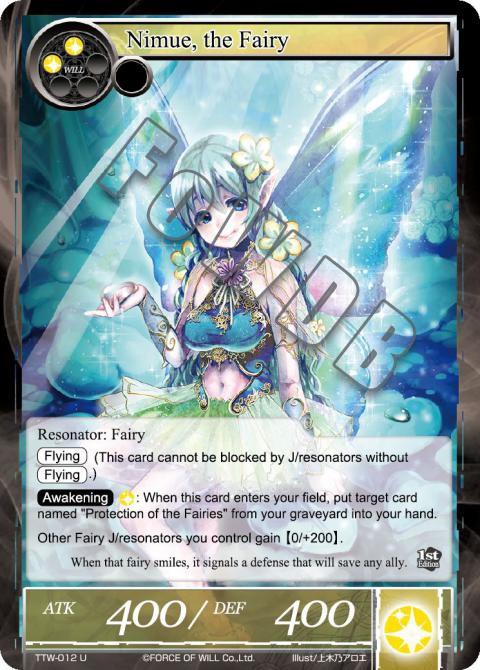 Nimue, the Fairy
