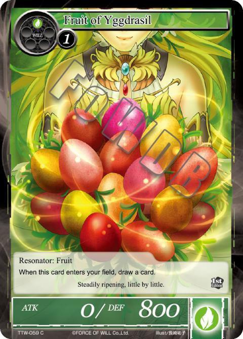 Fruit of Yggdrasil