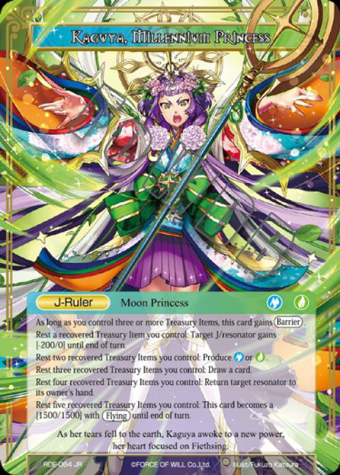 Kaguya, Millennium Princess