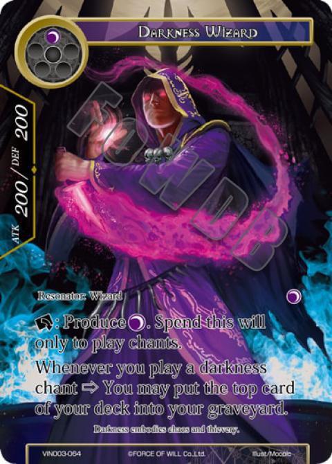 Darkness Wizard