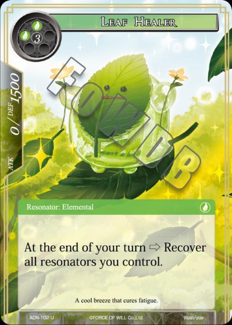 Leaf Healer