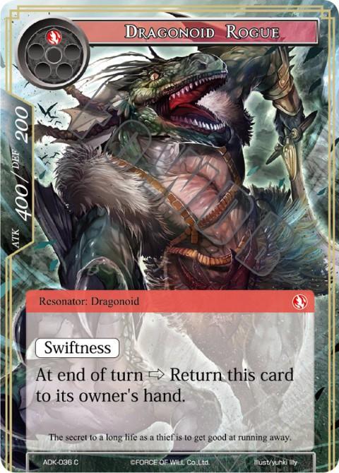 Dragonoid Rogue