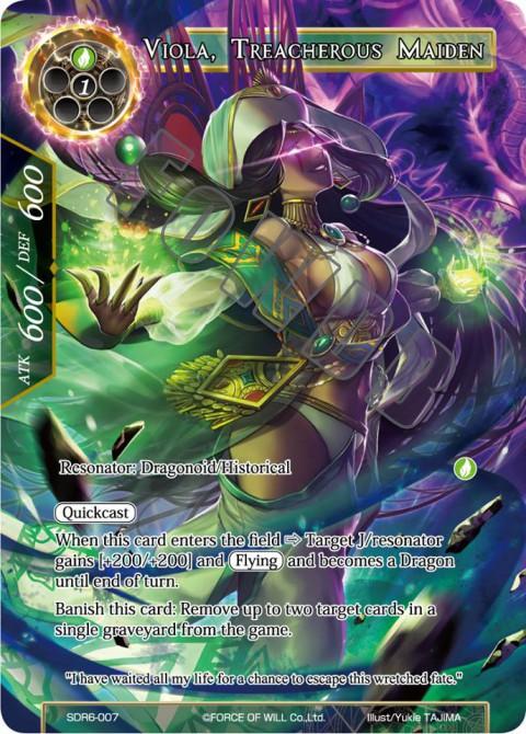 Viola, Treacherous Maiden