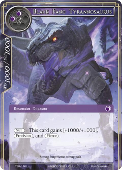 Black Fang Tyrannosaurus