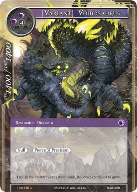 [Variant] Voidosaurus