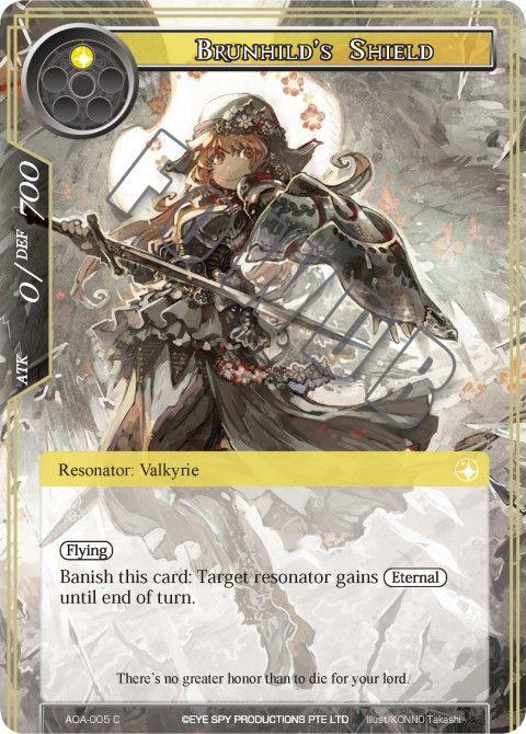 Brunhild's Shield