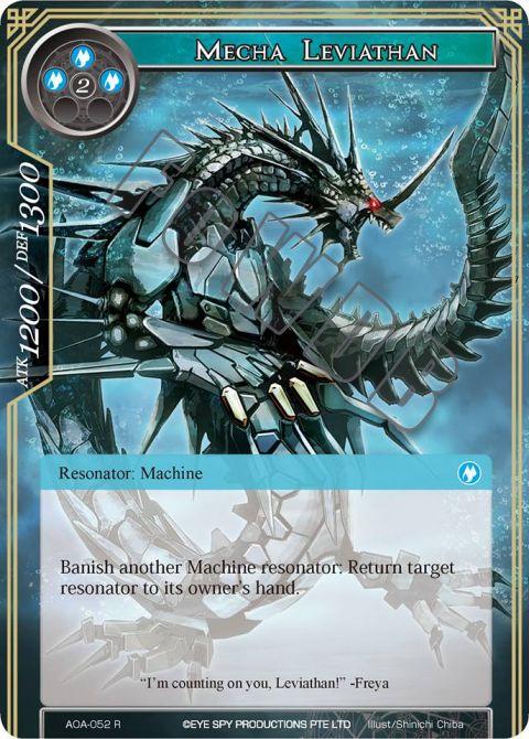Mecha Leviathan