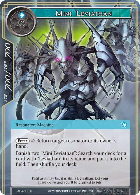 Mini Leviathan