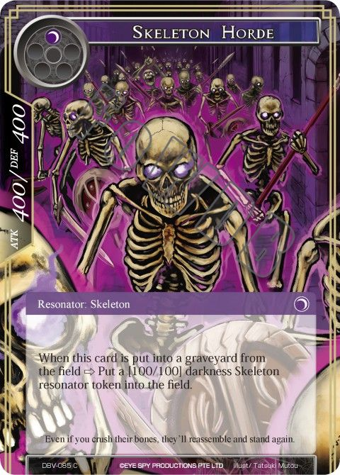 Skeleton Horde