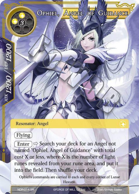 Ophiel, Angel of Guidance