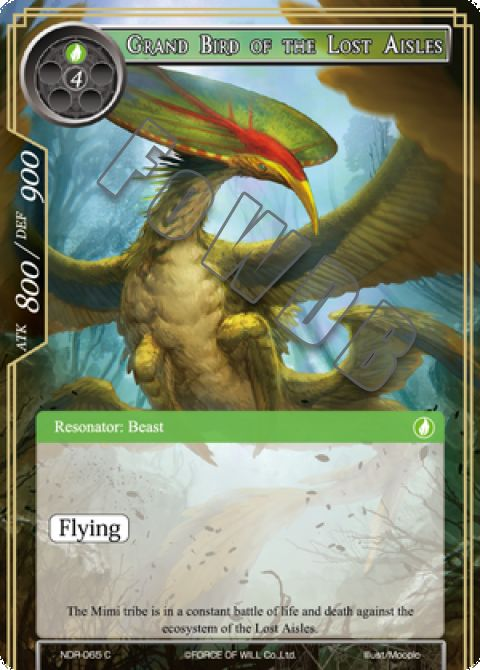 Grand Bird of the Lost Isles