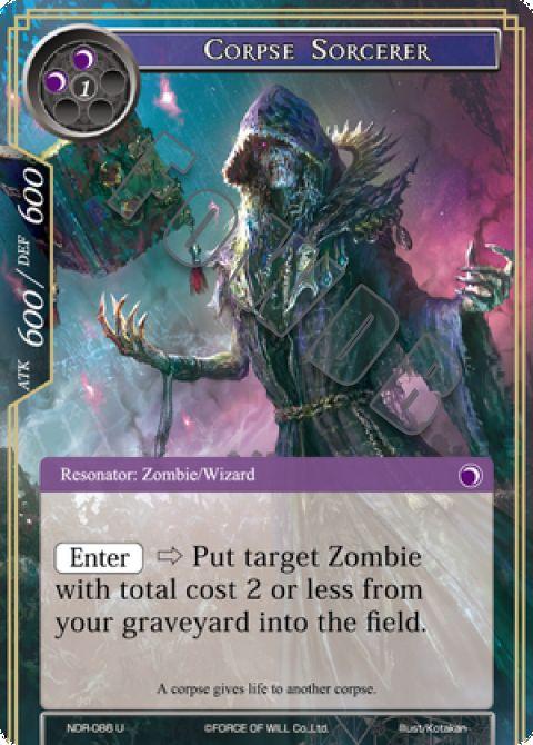 Corpse Sorcerer