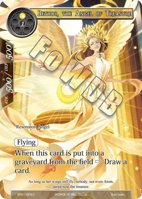 Bethor, the Angel of Treasure