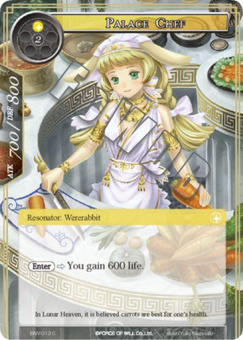 Palace Chef