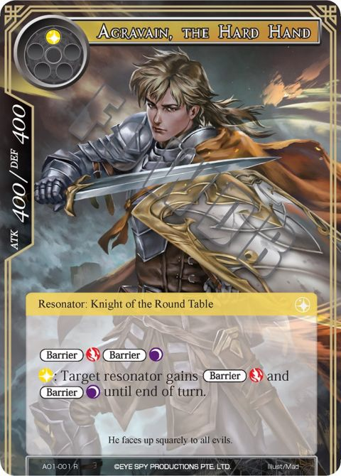Agravain, the Hard Hand