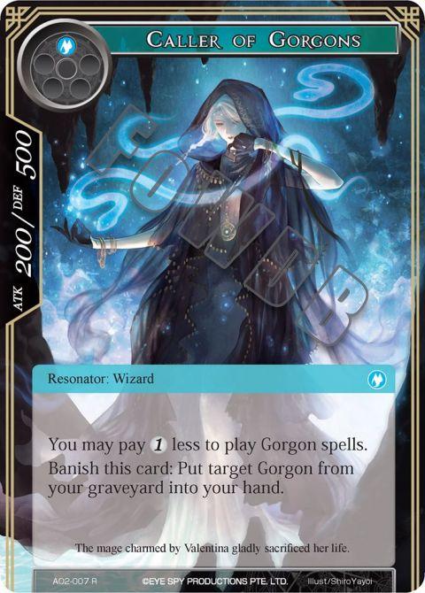 Caller of Gorgons