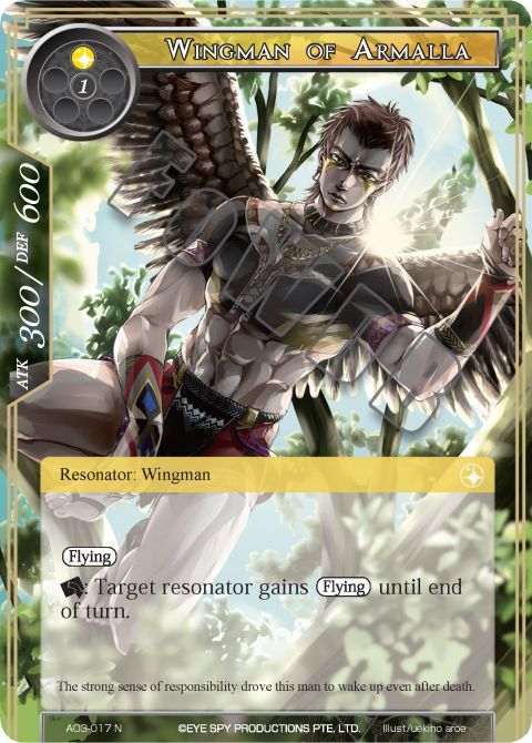 Wingman of Armalla