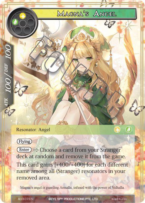 Magna's Angel