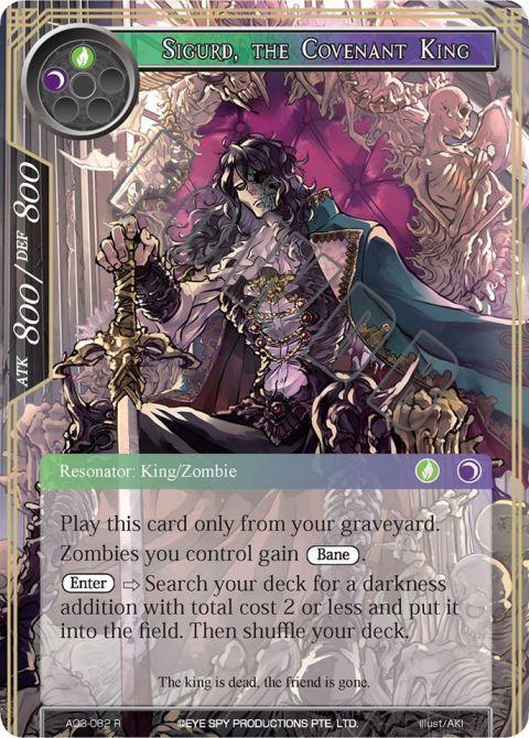 Sigurd, the Covenant King