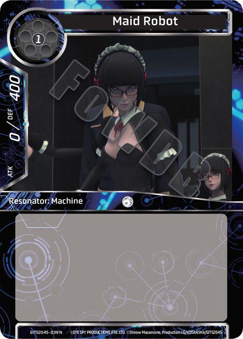 Maid Robot