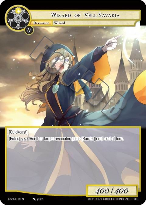 Wizard of Vell-Savaria