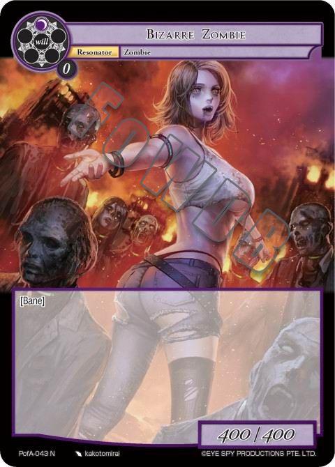 Bizarre Zombie
