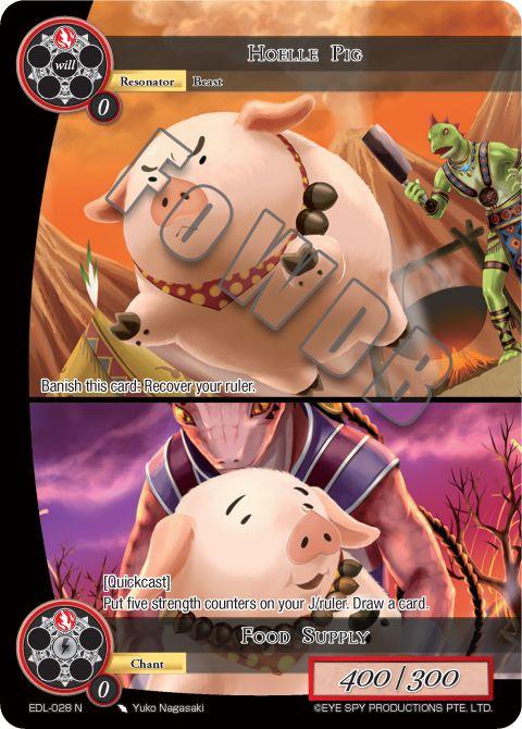 Hoelle Pig [Alternative]