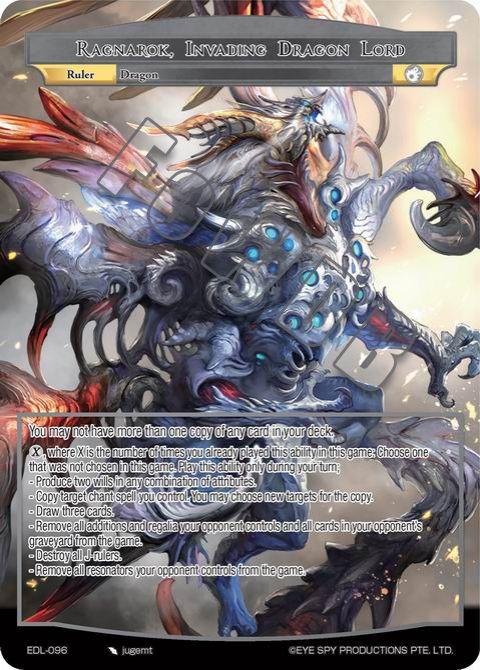 Ragnarok, Invading Dragon Lord